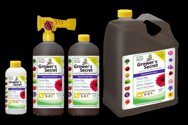 Grower's Secret 521 packaging