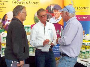 Dr. Chuck Schiller and Jeff Newberry discuss Grower's Secret Nitrogen