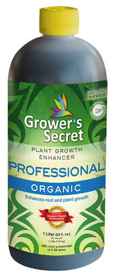 Grower's Secret Plant Growth Enhancer