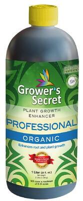 Grower's Secret Plant Growth Enhancer
