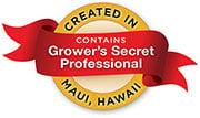 Created in Maui, Hawaii